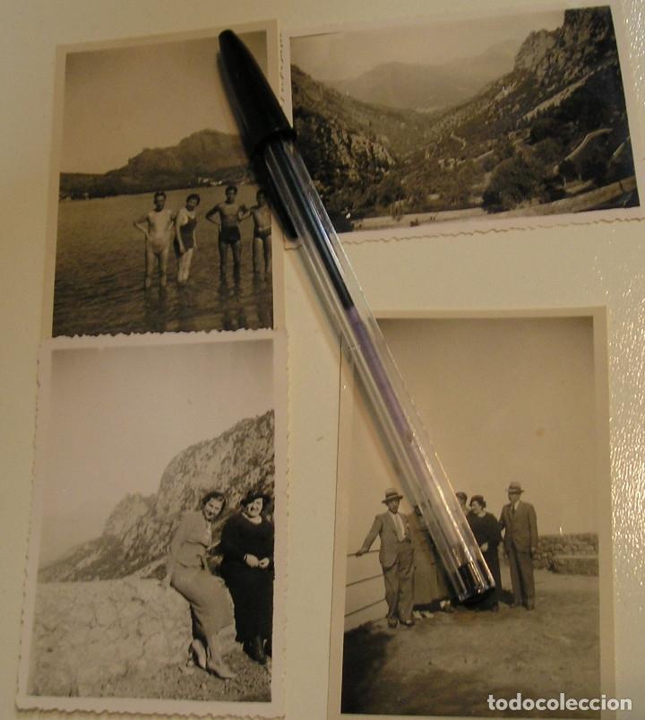 Fotografía antigua: FOTO FOTOGRAFIA PALMA MALLORCA SOLLER PORTO CRISTO AÑO 1935 LOTE DE FOTOS (20) - Foto 9 - 175989532