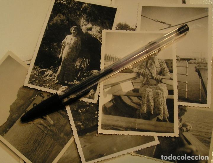 FOTO FOTOGRAFIA PALMA MALLORCA SOLLER PORTO CRISTO AÑO 1935 LOTE DE FOTOS (20) (Fotografía Antigua - Tarjeta Postal)