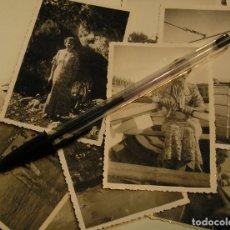 Fotografía antigua: FOTO FOTOGRAFIA PALMA MALLORCA SOLLER PORTO CRISTO AÑO 1935 LOTE DE FOTOS (20). Lote 175989532