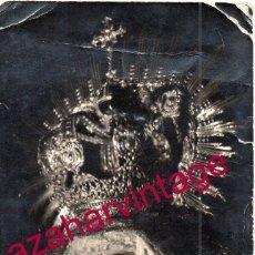 Fotografía antigua: SEMANA SANTA MARCHENA, ANTIGUA POSTAL FOTOGRAFICA VIRGEN DE LA ESPERANZA. Lote 176214148
