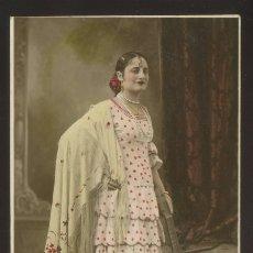 Fotografía antigua: FOTO *CARRERA, BARCELONA* AUTÓGRAFO SIN DESCIFRAR. FECHADA BARCELONA 1932.. Lote 176271319