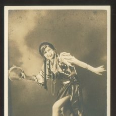 Fotografía antigua: FOTO *S. FRANK, BERLIN* AUTÓGRAFO SIN DESCIFRAR. FECHADA 1931.. Lote 176282730