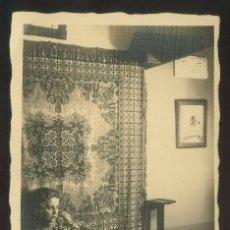Fotografía antigua: FOTÓGRAFO SIN DESCIFRAR. . Lote 176340963