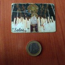 Fotografía antigua: FOTOGRAFIA ( VIRGEN DEL ROCÍO), ANTIGUA. MÁS POSTALES EN MÍ PERFIL.. Lote 176921913