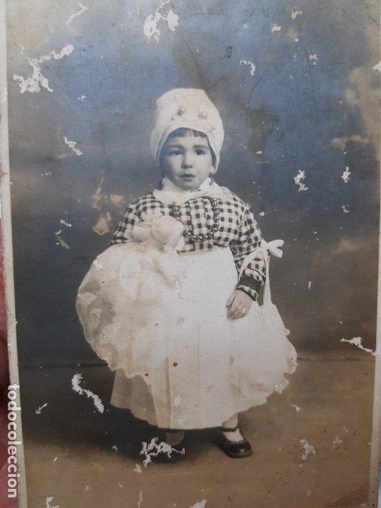 Fotografía antigua: Fotografía postal de Estudio lote 7 muy buenas - Foto 4 - 177203552