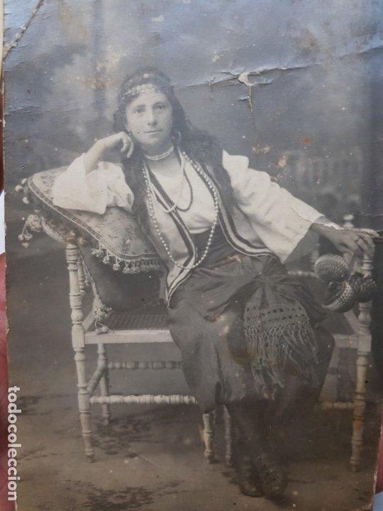 Fotografía antigua: Fotografía postal de Estudio lote 7 muy buenas - Foto 6 - 177203552