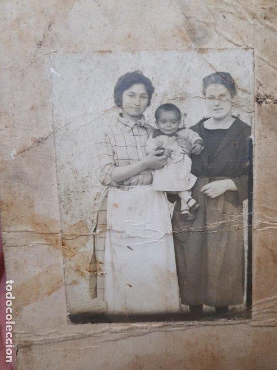Fotografía antigua: Fotografía postal de Estudio lote 7 muy buenas - Foto 9 - 177203552