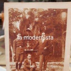 Fotografía antigua: ANTIGUA FOTOGRAFIA JOSE PLANELLES ZONA DE LETUR YESTE SOCOVOS ALBACETE. Lote 177377697