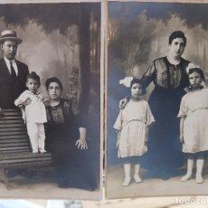 Fotografía antigua: ANTIGUAS FOTOGRAFÍAS A. DARBLADE TORREVIEJA ALICANTE . Lote 177412464