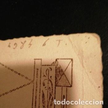 Fotografía antigua: Retrato Infantil - TARJETA POSTAL Unión Postal Universal F.F.S.XIX ó P.P.S.XX - Foto 5 - 177690667