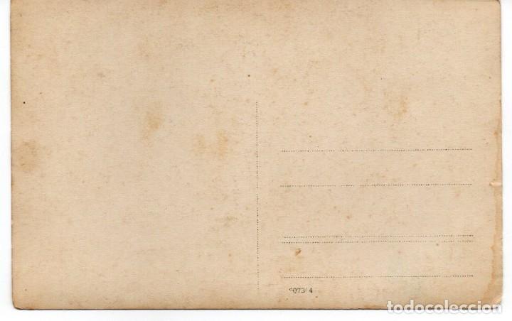 Fotografía antigua: SEMANA SANTA SEVILLA, RARA POSTAL FOTOGRAFICA DE LA ESPERANZA MACARENA - Foto 2 - 177880030