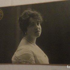 Fotografía antigua: ANTIGUA FOTOGRAFIA DE CHICA.FOTO GERARDO CHINCHILLA.TARRAGONA AÑOS 20?. Lote 177956520