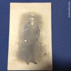 Fotografía antigua: ANTIGUA FOTOGRAFIA - FOTOGRAFIA DE J. ALONSO - BARCELONA - AÑOS 1910/20-. Lote 178012195