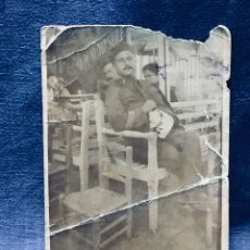 Fotografía antigua: TARJETA POSTAL BANCOS DEL CARMEN MEDIADOS S XX . Lote 178167186