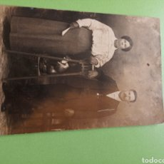 Fotografía antigua: POSTAL ANTIGUA. Lote 179018670
