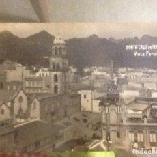 Fotografía antigua: SANTA CRUZ DE TENERIFE. Lote 179039147