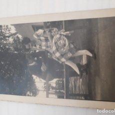 Fotografía antigua: FOTOGRAFÍA PAREJA. Lote 179396845