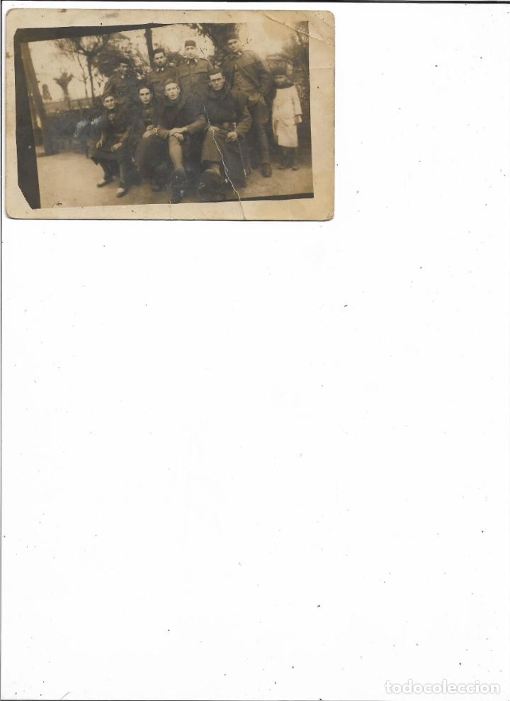 Fotografía antigua: FOTOGRAFIA DE SOLDADOS EN TETUAN AÑO 1926 - Foto 2 - 180116840