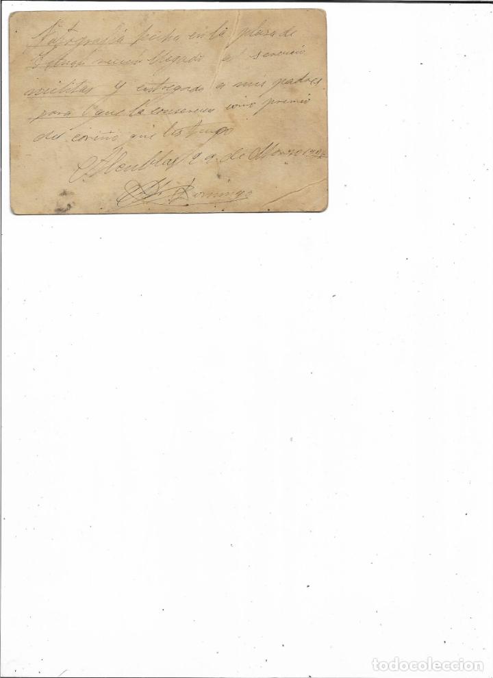 Fotografía antigua: FOTOGRAFIA DE SOLDADOS EN TETUAN AÑO 1926 - Foto 4 - 180116840