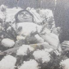 Fotografía antigua: FOTOGRAFÍA POSTMORTEM AÑOS 40-50 MUY RARA . Lote 182344237