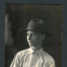 Fotografia antica: EDUARDO SOLÍS. FILIPINAS. F: F. GOMEZ. C. 1923. Lote 183259106