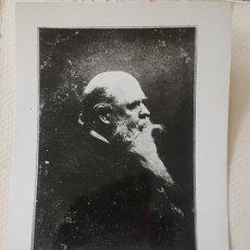 Fotografía antigua: MANUEL FERNANDEZ CABALLERO PALOMEQUE MADRID FORTOGRAFIA. Lote 183478263