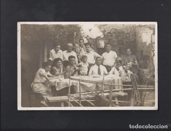 ANTIGUA FOTO - TARGETA POSTAL. (Fotografía Antigua - Tarjeta Postal)