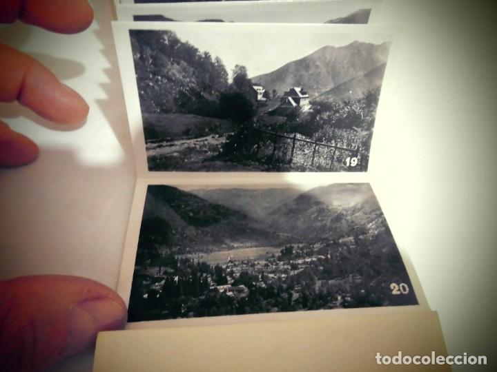 Fotografía antigua: 24 MINIATURAS - FOTOGRAFIAS DEL VALLE DE ARAN -LERIDA -TALLERES A . ZERKOWITZ -BCN - Foto 3 - 185729013