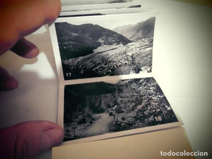 Fotografía antigua: 24 MINIATURAS - FOTOGRAFIAS DEL VALLE DE ARAN -LERIDA -TALLERES A . ZERKOWITZ -BCN - Foto 4 - 185729013