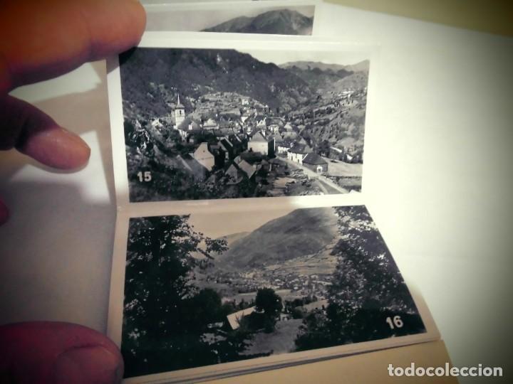 Fotografía antigua: 24 MINIATURAS - FOTOGRAFIAS DEL VALLE DE ARAN -LERIDA -TALLERES A . ZERKOWITZ -BCN - Foto 5 - 185729013