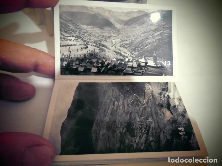 Fotografía antigua: 24 MINIATURAS - FOTOGRAFIAS DEL VALLE DE ARAN -LERIDA -TALLERES A . ZERKOWITZ -BCN - Foto 6 - 185729013