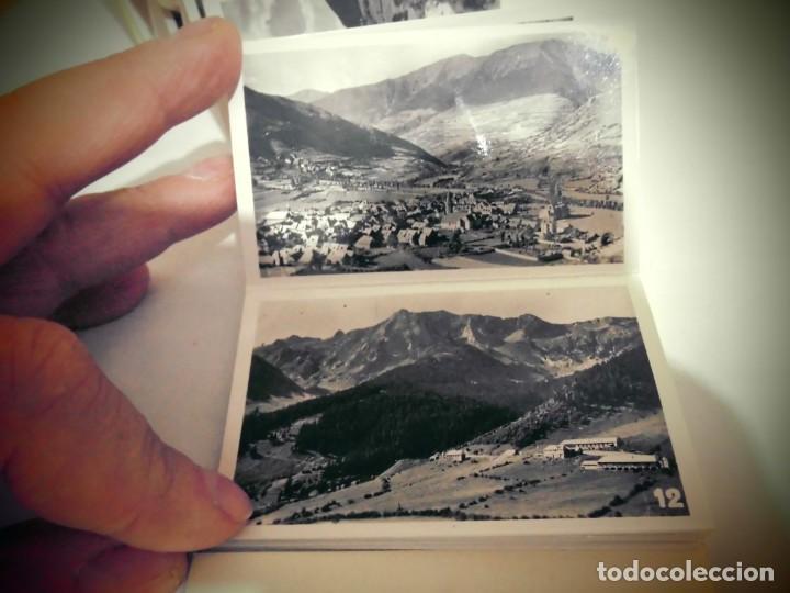 Fotografía antigua: 24 MINIATURAS - FOTOGRAFIAS DEL VALLE DE ARAN -LERIDA -TALLERES A . ZERKOWITZ -BCN - Foto 7 - 185729013