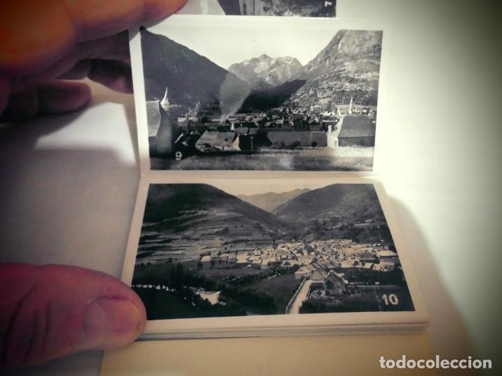 Fotografía antigua: 24 MINIATURAS - FOTOGRAFIAS DEL VALLE DE ARAN -LERIDA -TALLERES A . ZERKOWITZ -BCN - Foto 8 - 185729013
