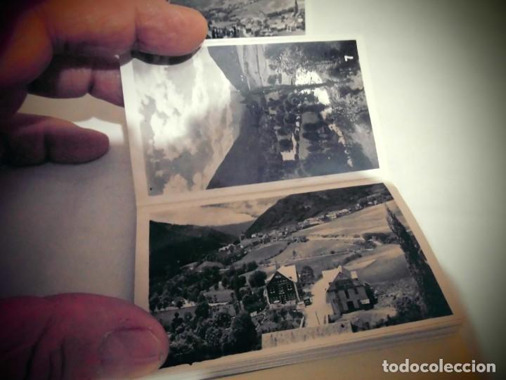Fotografía antigua: 24 MINIATURAS - FOTOGRAFIAS DEL VALLE DE ARAN -LERIDA -TALLERES A . ZERKOWITZ -BCN - Foto 9 - 185729013