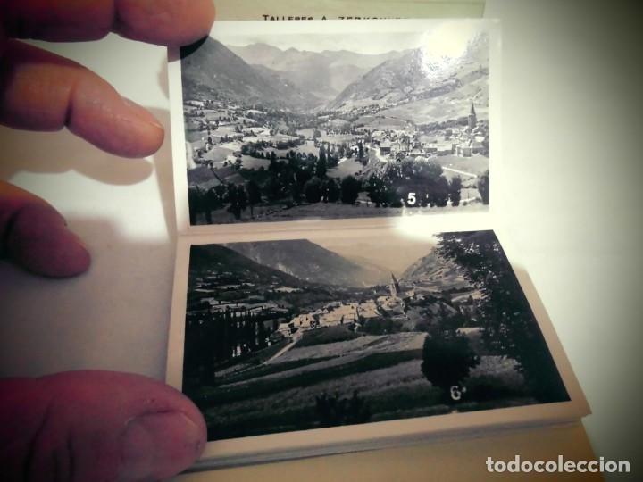 Fotografía antigua: 24 MINIATURAS - FOTOGRAFIAS DEL VALLE DE ARAN -LERIDA -TALLERES A . ZERKOWITZ -BCN - Foto 10 - 185729013