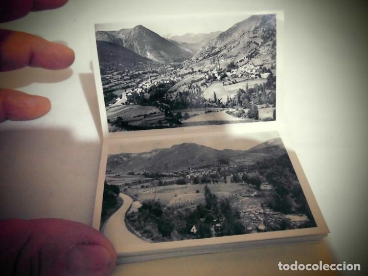 Fotografía antigua: 24 MINIATURAS - FOTOGRAFIAS DEL VALLE DE ARAN -LERIDA -TALLERES A . ZERKOWITZ -BCN - Foto 11 - 185729013