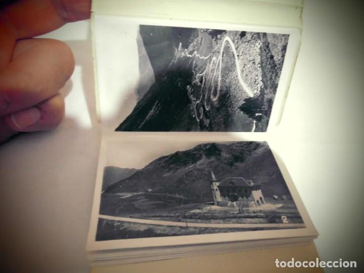 Fotografía antigua: 24 MINIATURAS - FOTOGRAFIAS DEL VALLE DE ARAN -LERIDA -TALLERES A . ZERKOWITZ -BCN - Foto 12 - 185729013