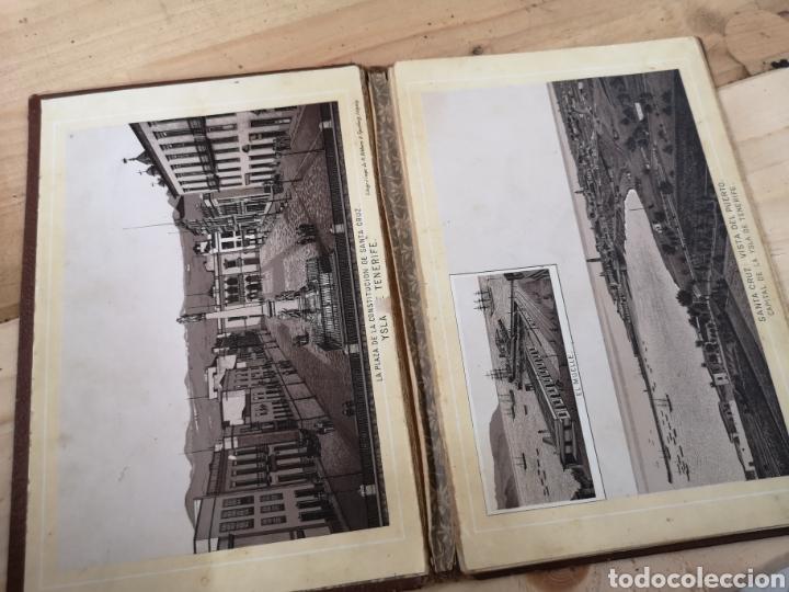 Fotografía antigua: Precioso álbum recuerdo de las Islas Canarias - Foto 4 - 186046271