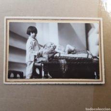 Fotografía antigua: ALCOY - FOTO STUDIO. Lote 186286902