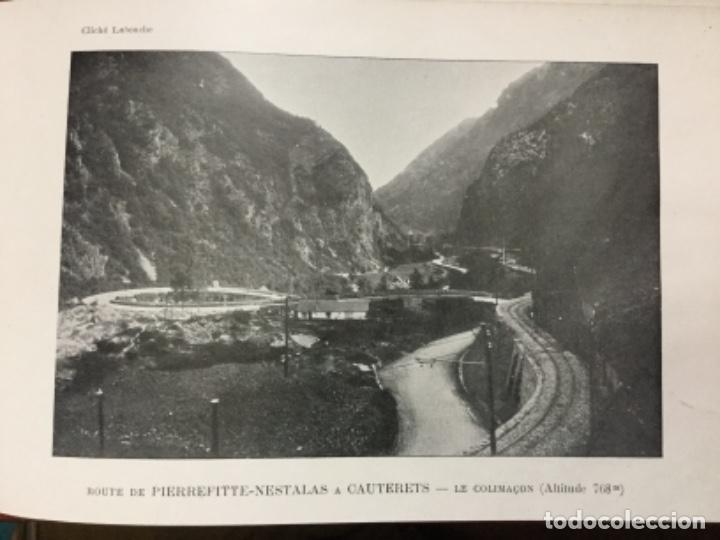Fotografía antigua: FRANCE-ALBUM - LES PYRENEES - 43 VUES - LOURDES-ARGELES-CAUTERETS… 43 VISTAS DE LOS PIRINEOS - Foto 4 - 190332757