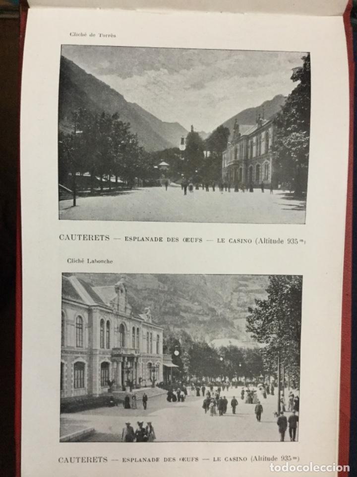 Fotografía antigua: FRANCE-ALBUM - LES PYRENEES - 43 VUES - LOURDES-ARGELES-CAUTERETS… 43 VISTAS DE LOS PIRINEOS - Foto 5 - 190332757