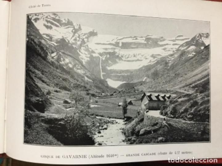 Fotografía antigua: FRANCE-ALBUM - LES PYRENEES - 43 VUES - LOURDES-ARGELES-CAUTERETS… 43 VISTAS DE LOS PIRINEOS - Foto 6 - 190332757