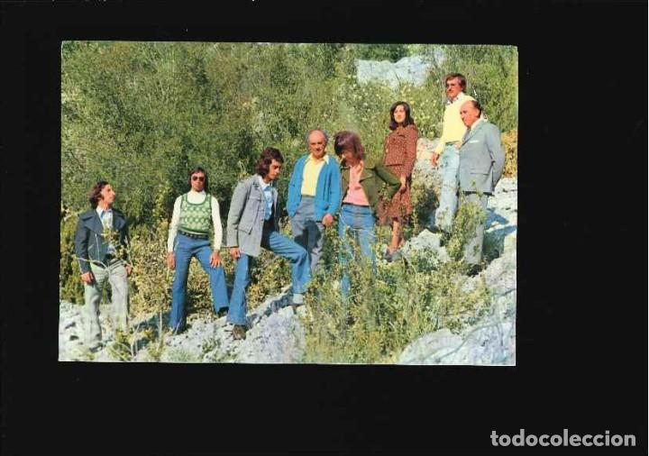 ORQUESTA GRAN CASINO GRUPO MUSICAL (Fotografía Antigua - Tarjeta Postal)