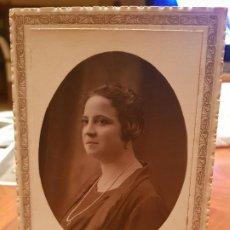 Fotografía antigua: ANTIGUA FOTOGRAFIA MATRAN CARTAGENA Y AGUILAS MURCIA 1927. Lote 191218163