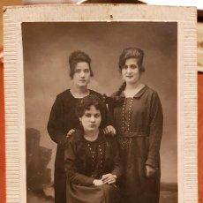 Fotografía antigua: ANTIGUA FOTOGRAFIA BERNARDINO GONZALEZ FERROL 1920. Lote 191643687