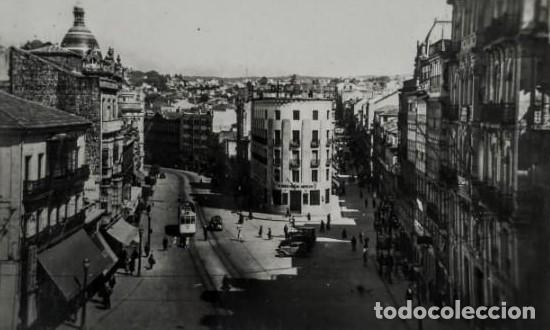 Vigo Plaza capitán Carreró y calles Policarpo Sanz y Príncipe