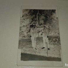 Fotografía antigua: TARJETA POSTAL . AÑOS 20. MUY RARA POSTAL. Lote 192030762