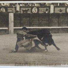 Fotografia antica: TORERO EUGENIO VENTOLDRA. Lote 192066571