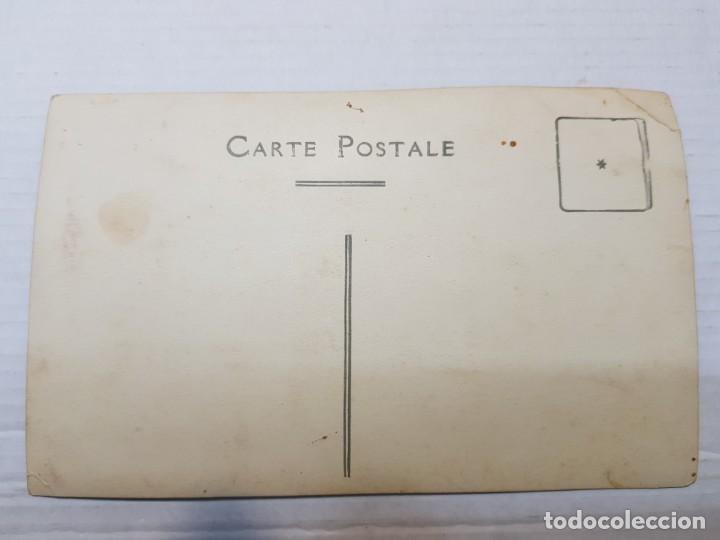 Fotografía antigua: Fotografía postal antigua Arlequines extraordinaria - Foto 2 - 193403442