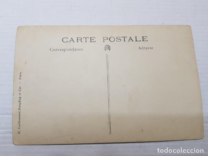 Fotografía antigua: Fotografía postal antigua Mujer con Niña Posando años 20 - Foto 2 - 193404773
